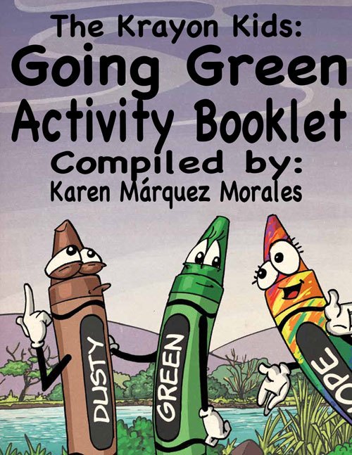 Going Green Activity Booklet