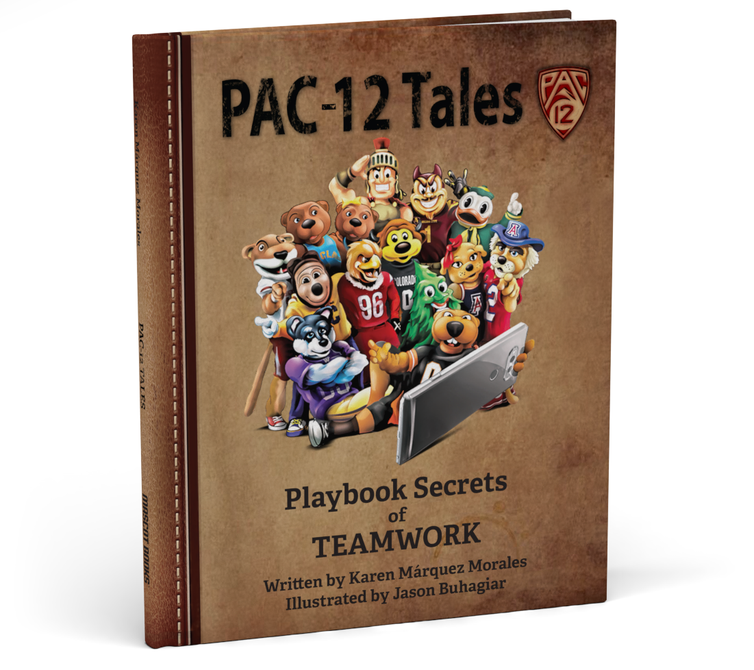 Pac 12 Tales Cover